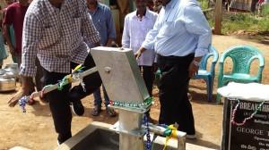 Breakthrough Water well