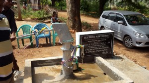 Breakthrough Water Well in Balluguda