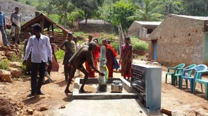 Balluguda Villagers